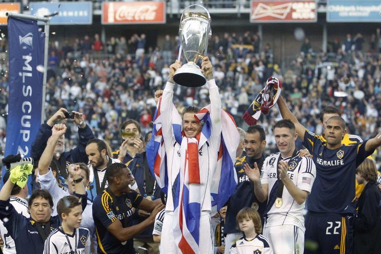 LA Galaxy maior campeão da MLS
