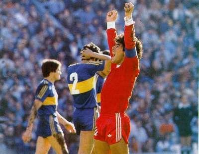 Maradona pelo Argentinos Juniors