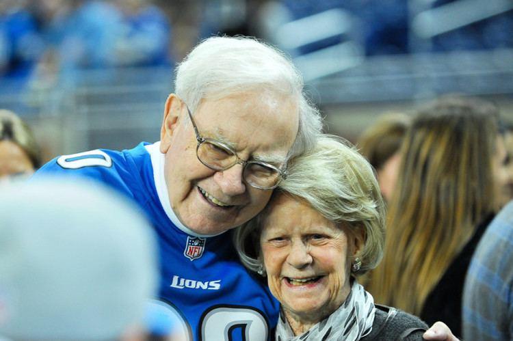 Martha Firestone Ford dona do Detroit Lions