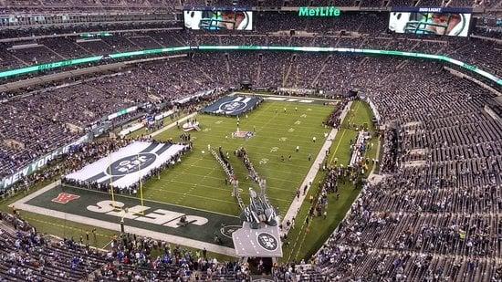 Metlife Stadium New York Jets