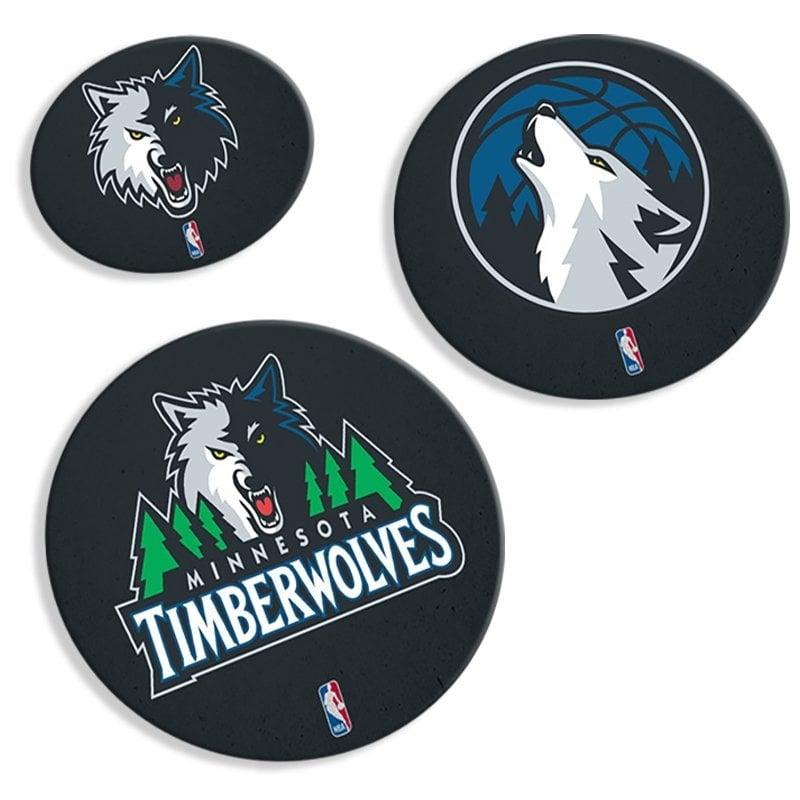 Porta-copos Minnesota Timberwolves