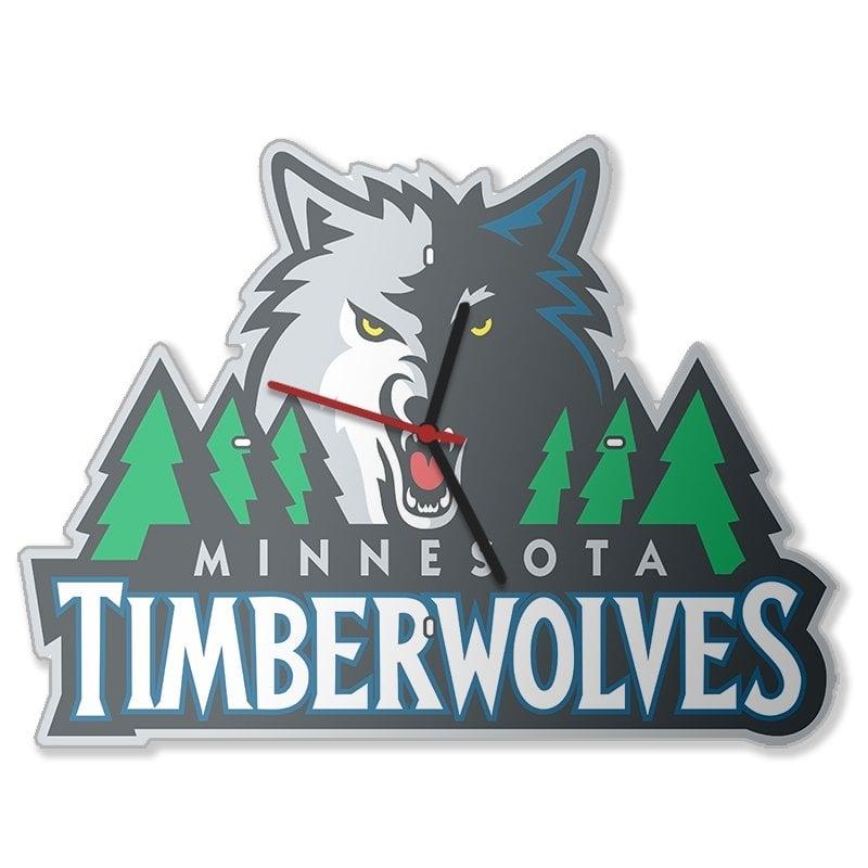 Relógio do Minnesota Timberwolves