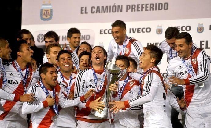 River Plate maior campeão da história do Campeonato Argentino