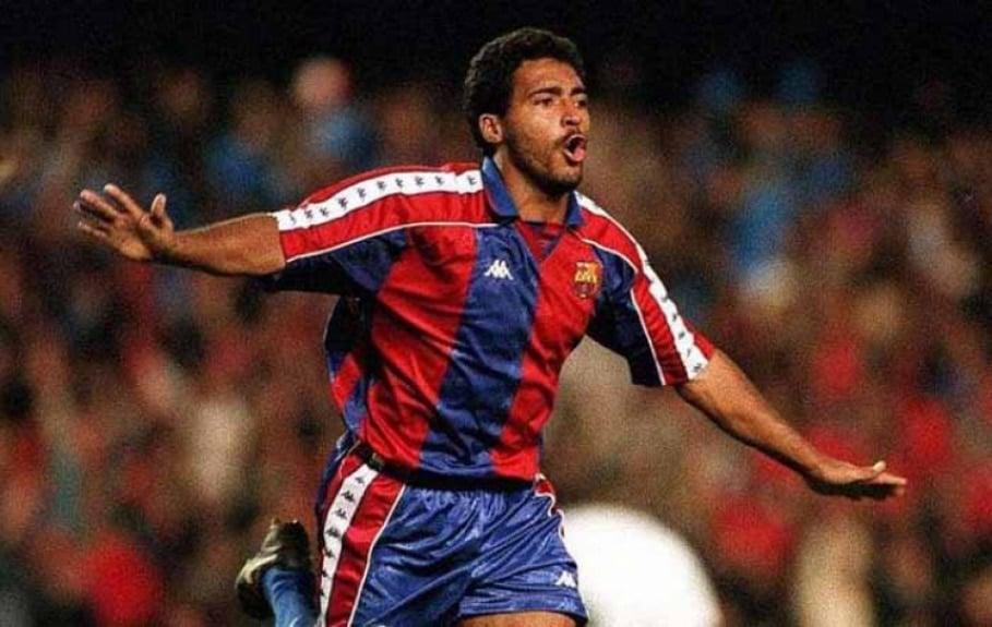 Romário melhor jogador do mundo de 1994