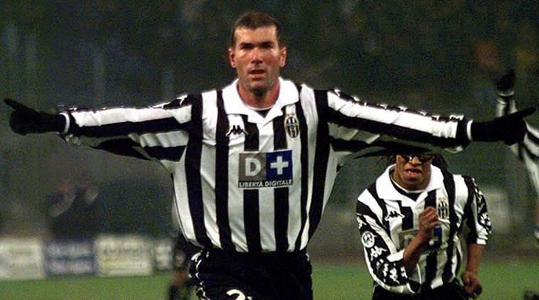 Zidane melhor jogador do mundo de 2000