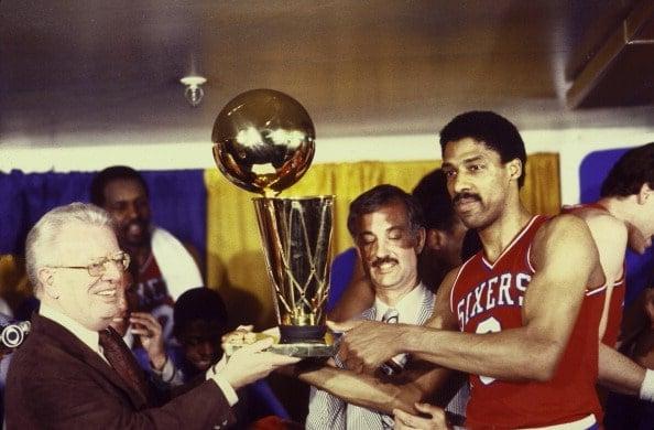 Philadelphia 76ers campeão da NBA em 1983