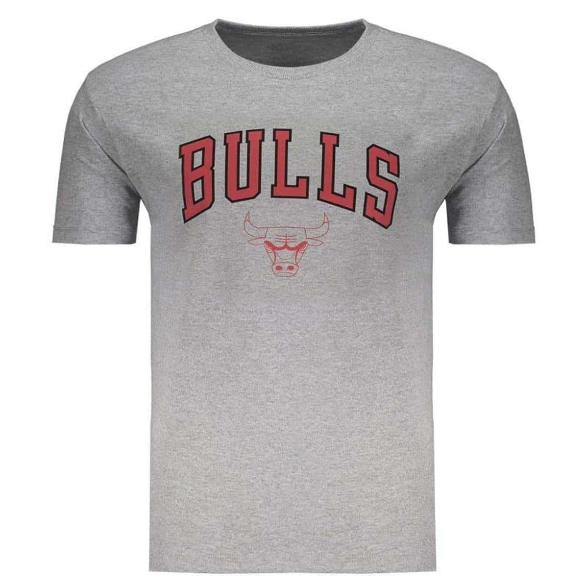 Camiseta do Chicago Bulls