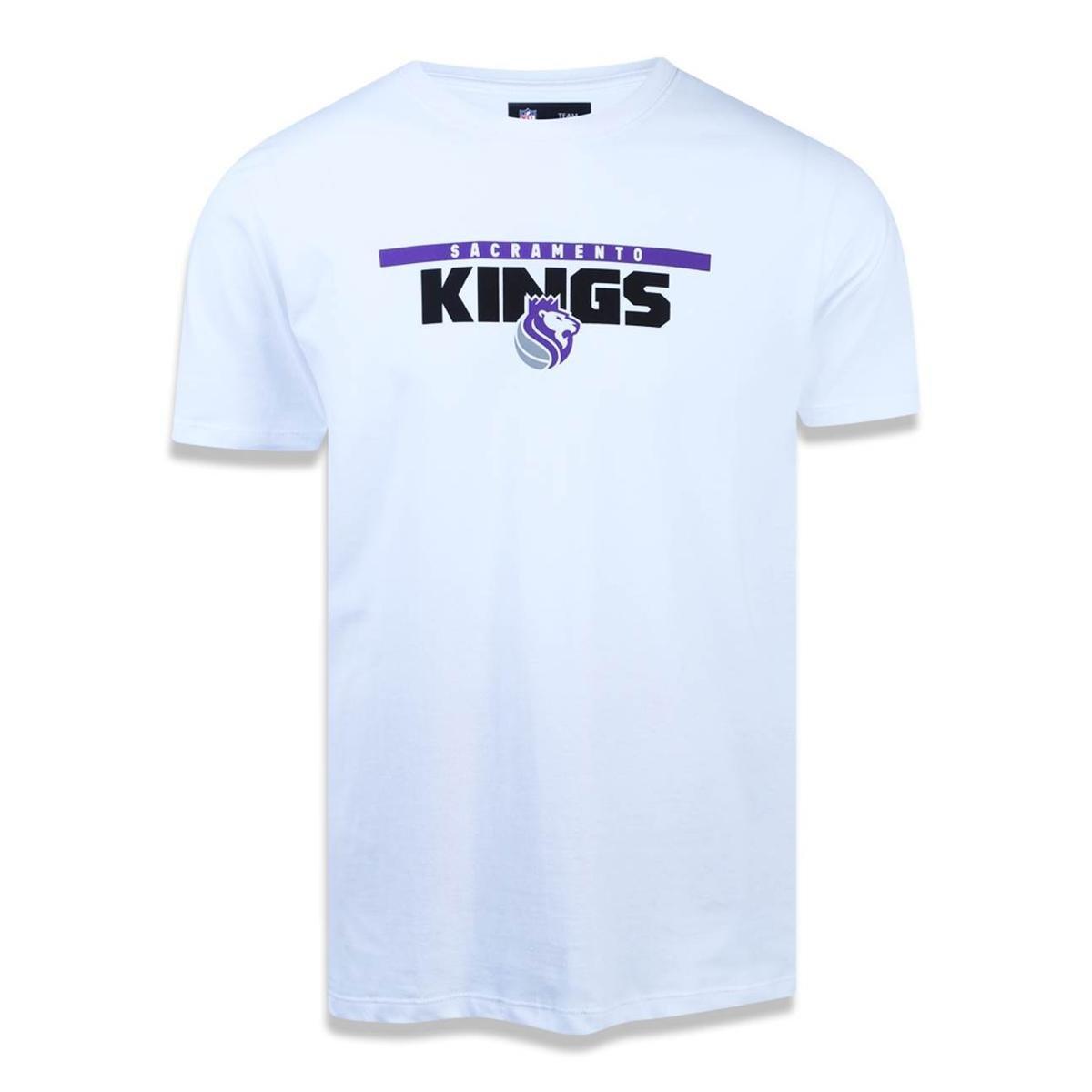 Camiseta do Sacramento Kings