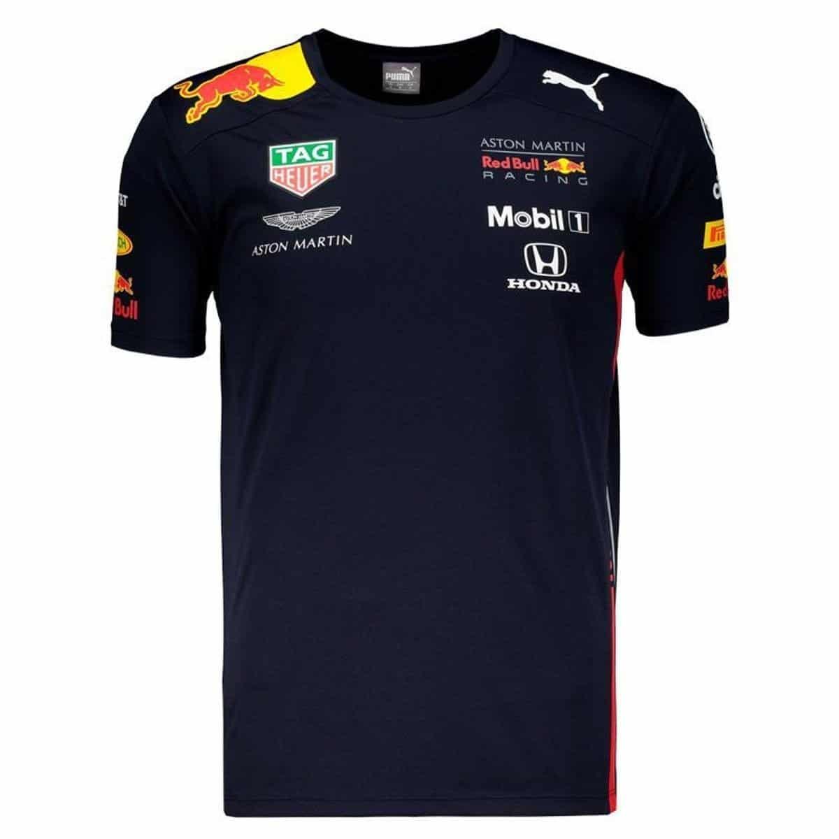 Camiseta Red Bull Racing
