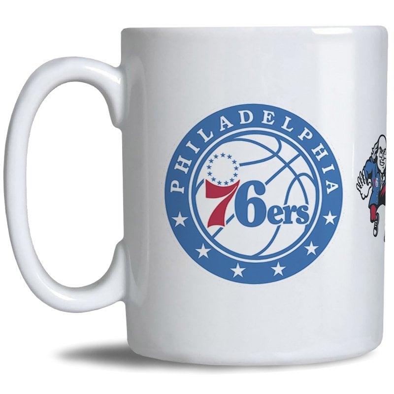 Caneca do Philadelphia 76ers