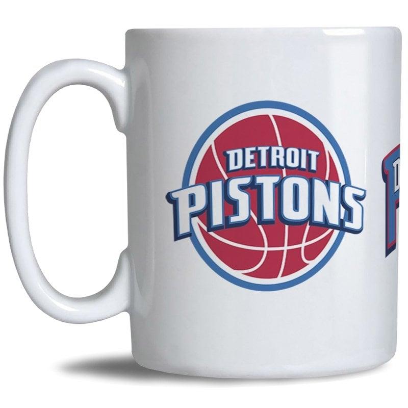 Caneca do Detroit Pistons