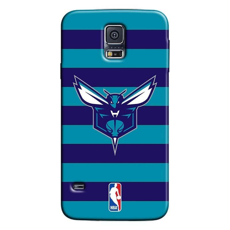 Capinha de celular do Charlotte Hornets