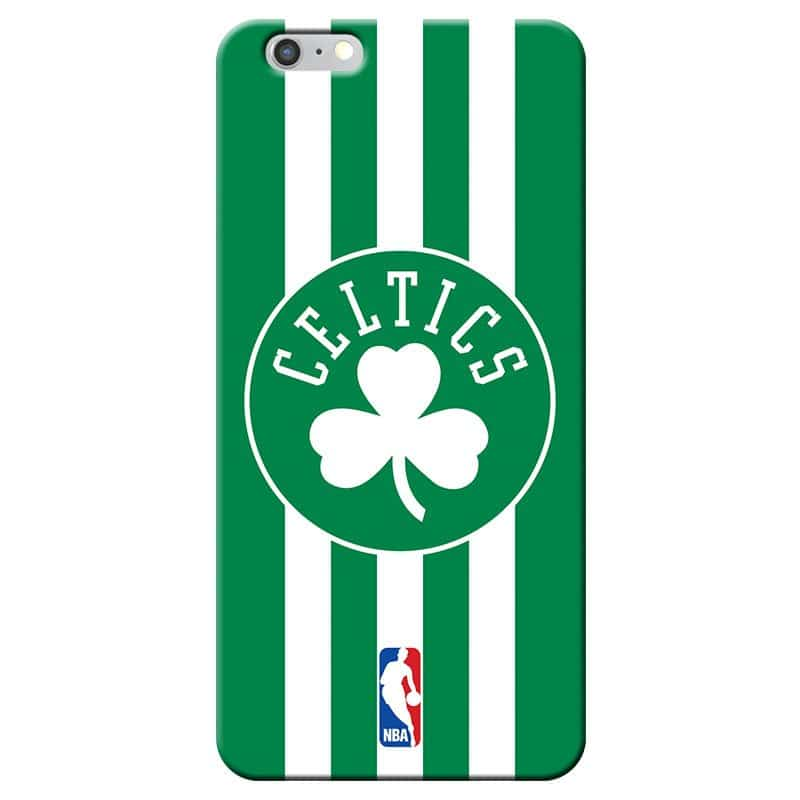 Capinha de celular do Boston Celtics