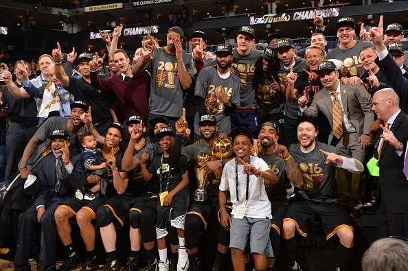 Cleveland Cavaliers campeão da NBA em 2016