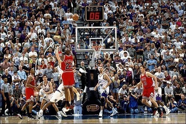 Jordan Chicago Bulls x Utah Jazz