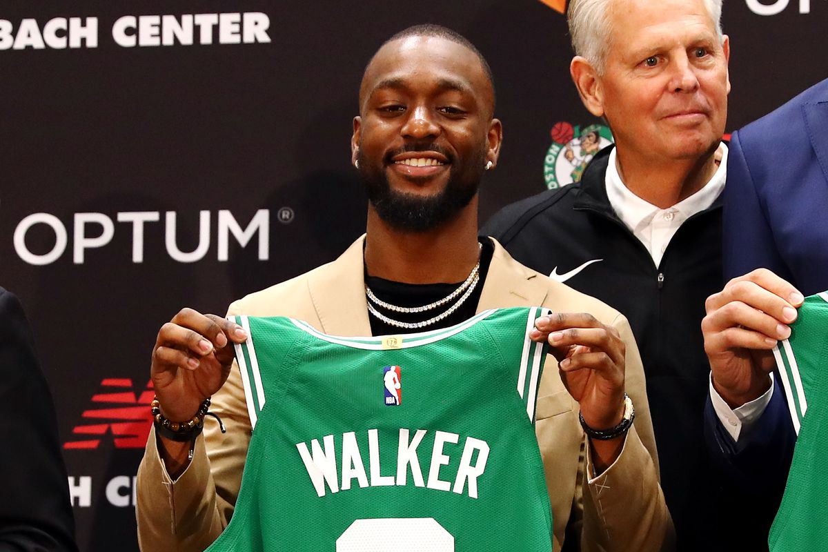 Kemba Walker contratação do Boston Celtics
