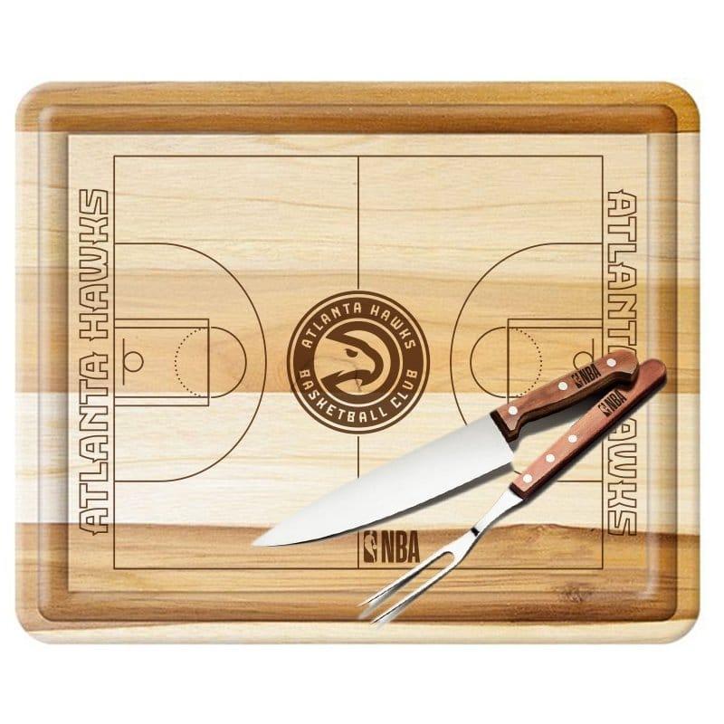 Kit churrasco do Atlanta Hawks
