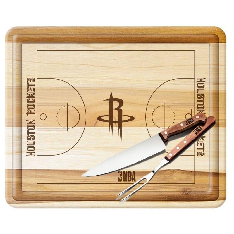 Kit churrasco do Houston Rockets