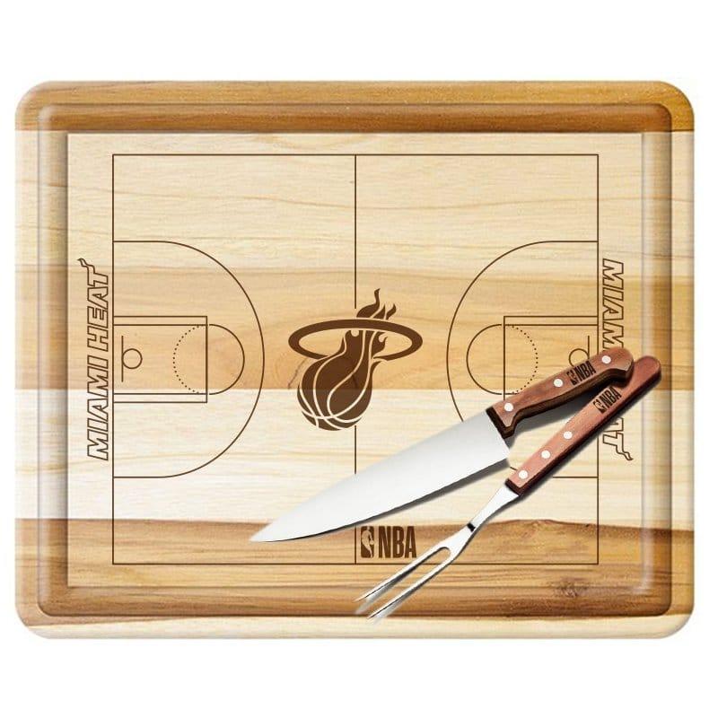 Kit churrasco do Miami Heat