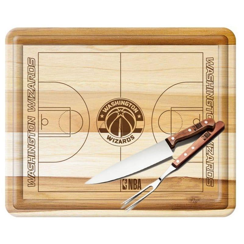 Kit de churrasco do Washington Wizards