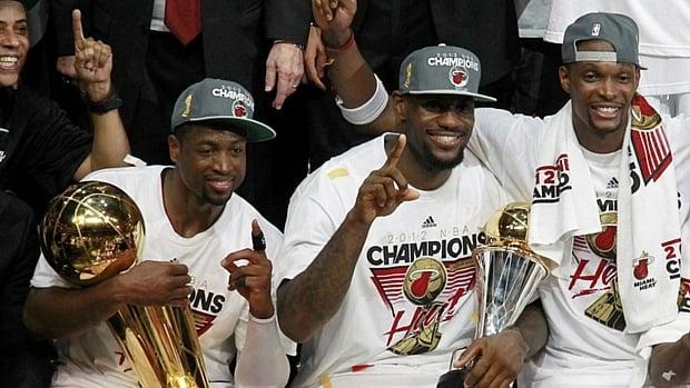 Miami Heat campeão da NBA 2012