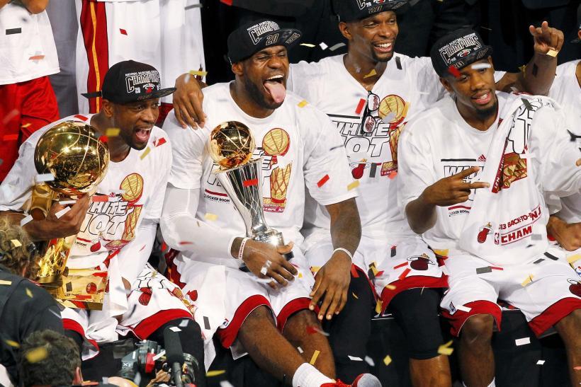 Miami Heat campeão da NBA em 2013