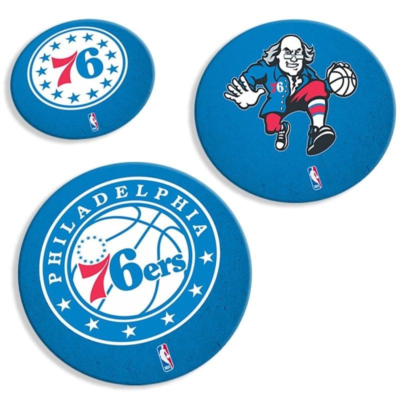 Porta copo do Philadelphia 76ers