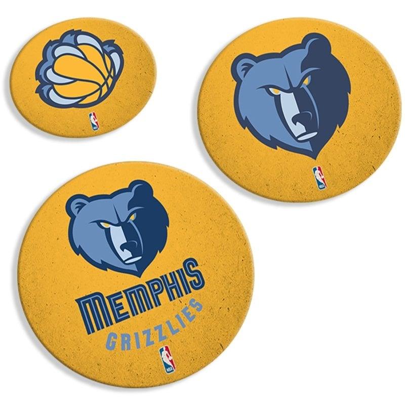 Porta copo do Memphis Grizzlies