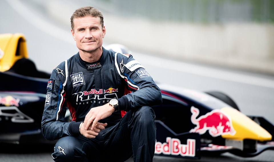 David Coulthard Red Bull