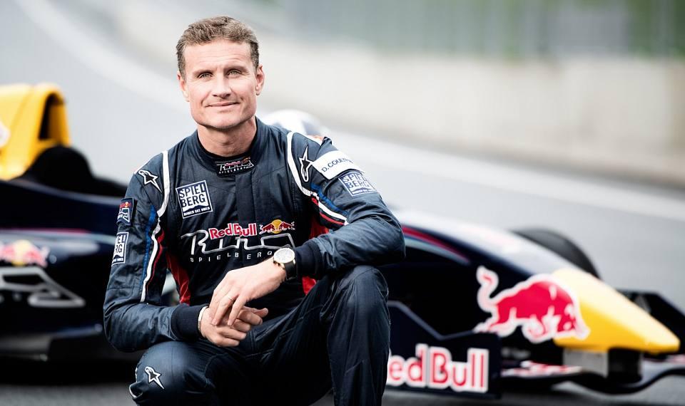 David Coulthard Red Bull