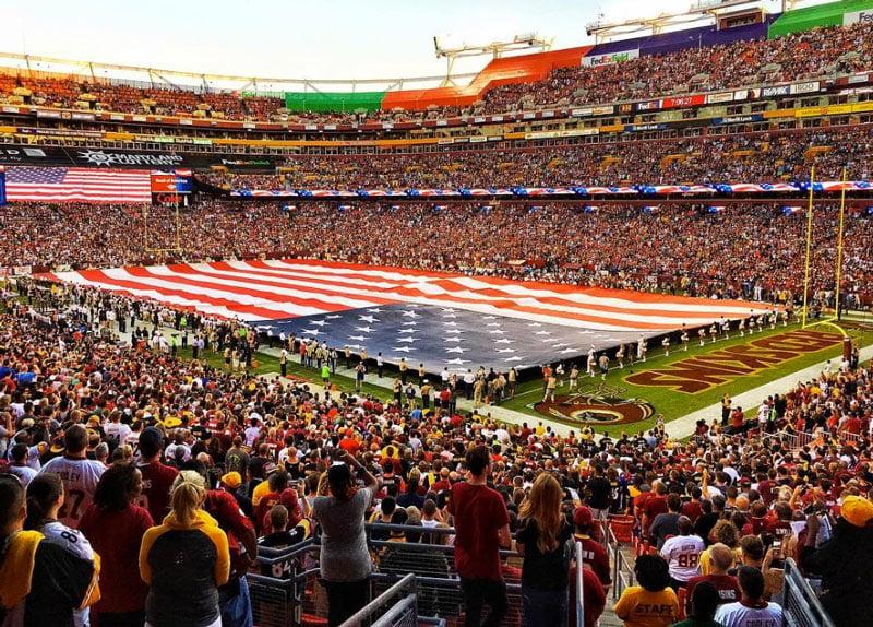 Washington Redskins Fedex Field