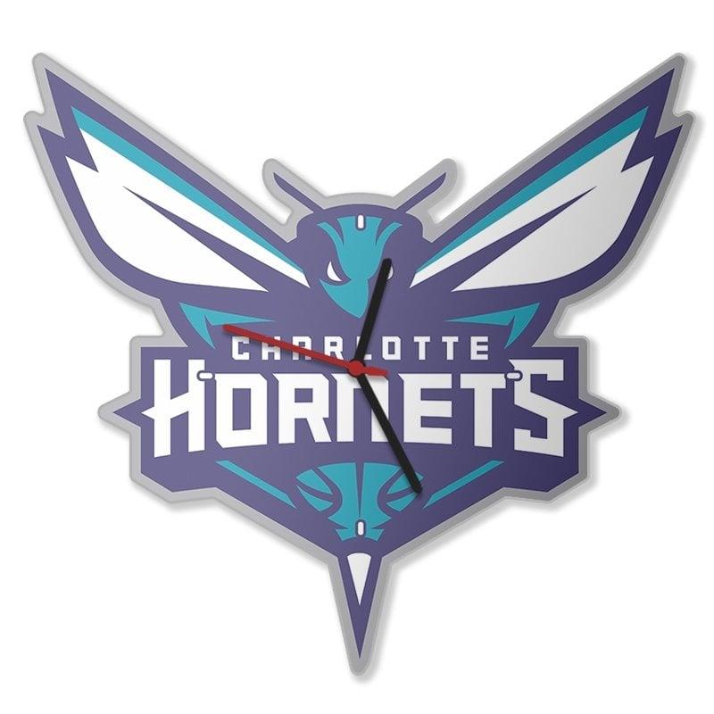 Relóogio do Charlotte Hornets