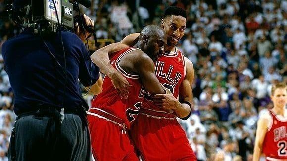 The Flu Game Michael Jordan