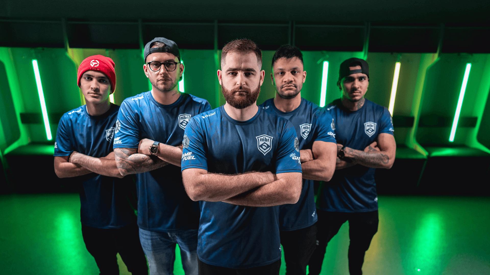 Melhor time brasileiro de CS:GO