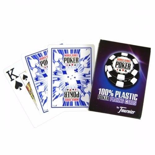 Baralho de Poker Fournier WSOP