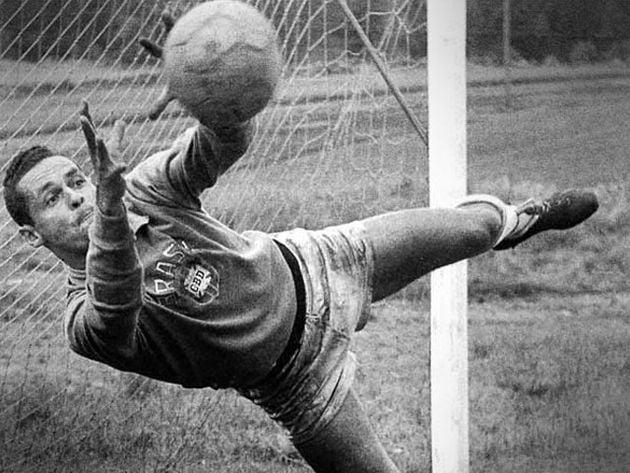 Gilmar melhores goleiros do futebol