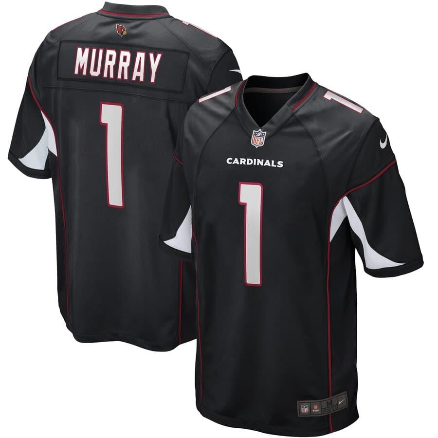 Camisa Arizona Cardinals Murray Preta
