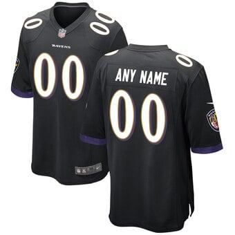 Camisa Baltimore Ravens Preta