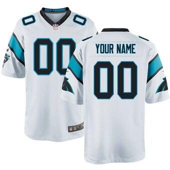 Camisa Carolina Panthers Branca