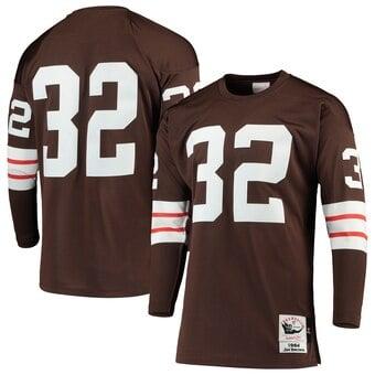 Camisa Cleveland Browns Jim Brown