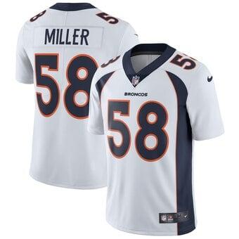 Camisa do Denver Broncos Branca