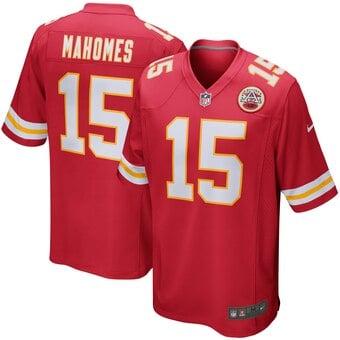 Camisa Kansas City Chiefs Vermelha Patrick Mahomes