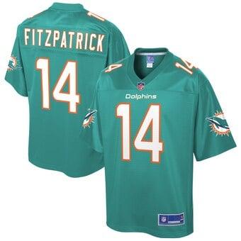 Camisa Miami Dolphins Verde