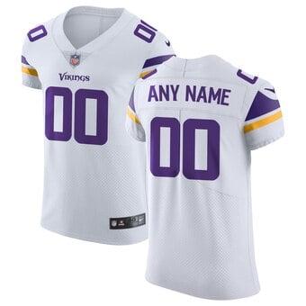 Camisa Minnesota Vikings Branca