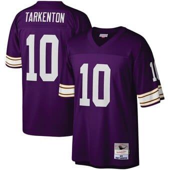 Camisa Minnesota Vikings Retrô Fran Tarkenton