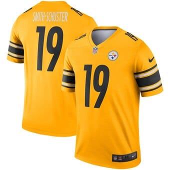 Camisa Pittsburgh Steelers Amarela