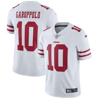 Camisa San Francisco 49ers Branca