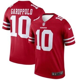 Camisa San Francisco 49ers Veremelha