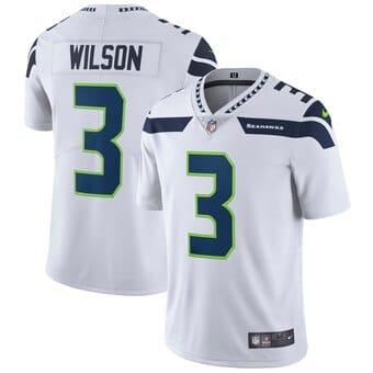 Camisa Seattle Seahawks Branca