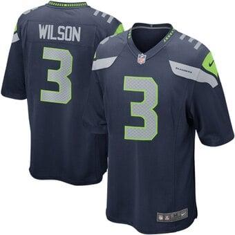 Camisa Seattle Seahawks Preta